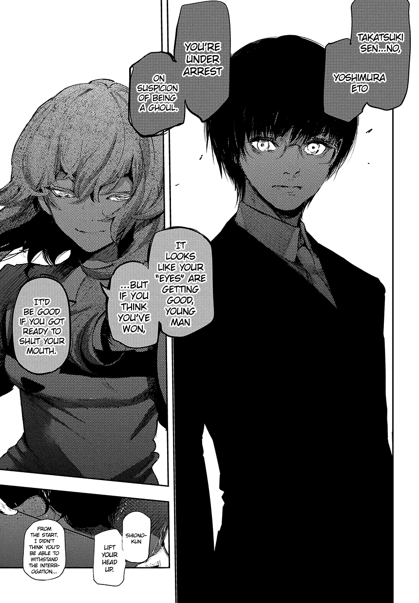 Tokyo Ghoulre Chapter 62  Online Free Manga Read Image 16