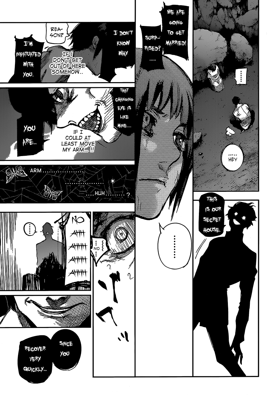 Tokyo Ghoulre Chapter 64  Online Free Manga Read Image 10