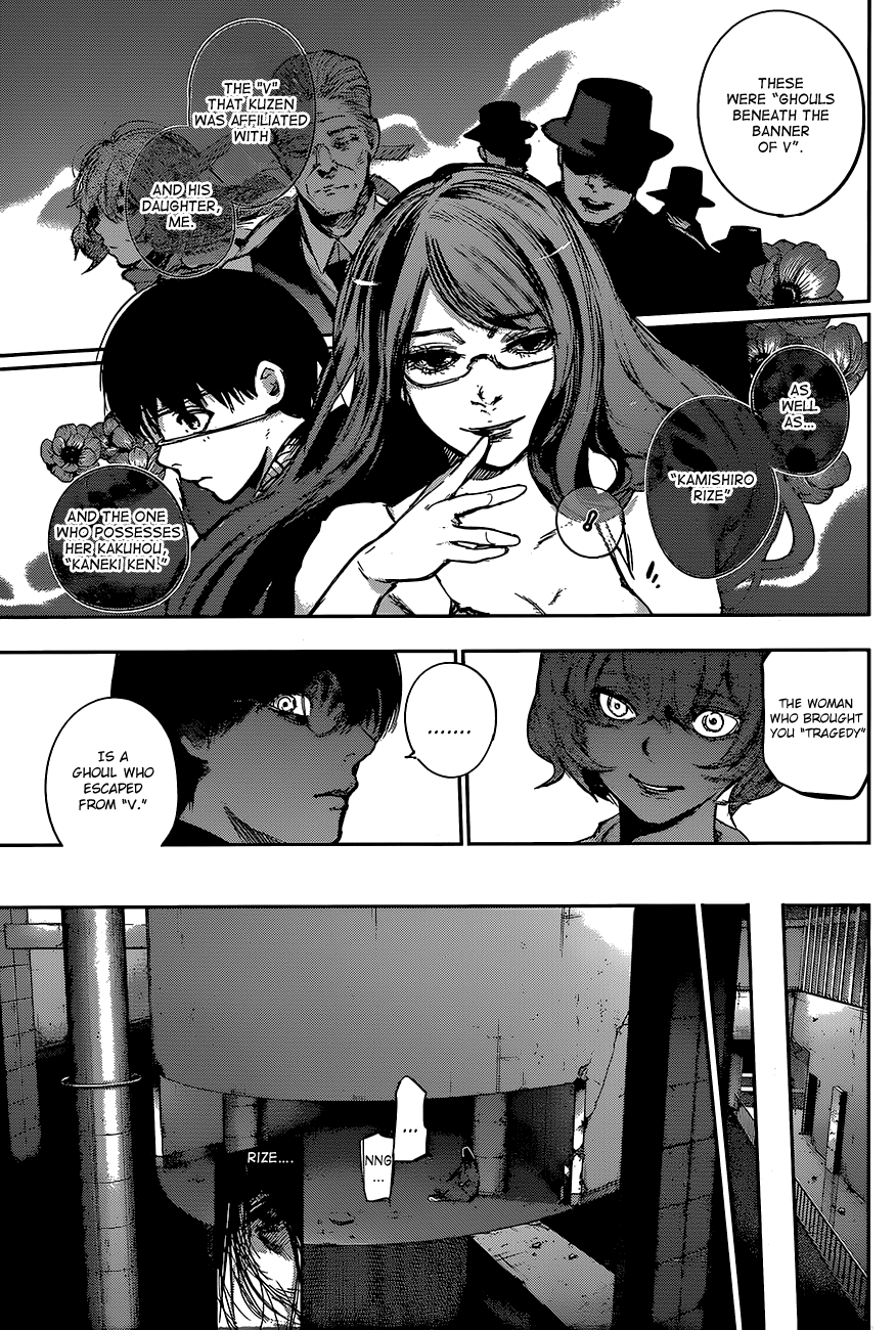 Tokyo Ghoulre Chapter 64  Online Free Manga Read Image 14