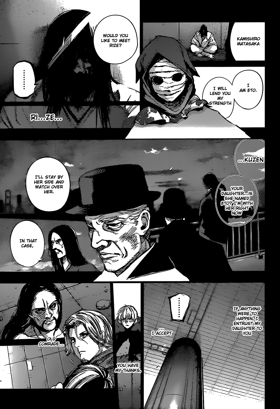 Tokyo Ghoulre Chapter 64  Online Free Manga Read Image 18