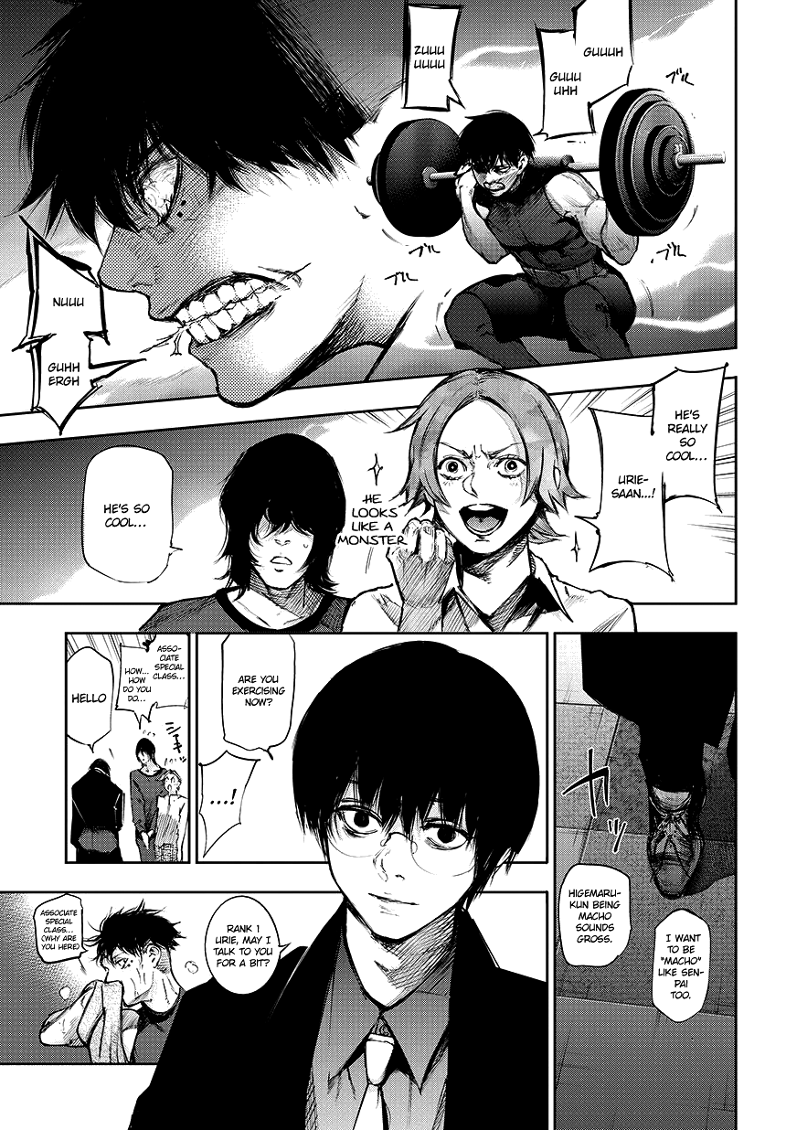 Tokyo Ghoulre Chapter 65  Online Free Manga Read Image 12