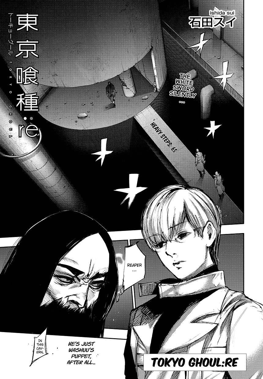 Tokyo Ghoulre Chapter 65  Online Free Manga Read Image 2
