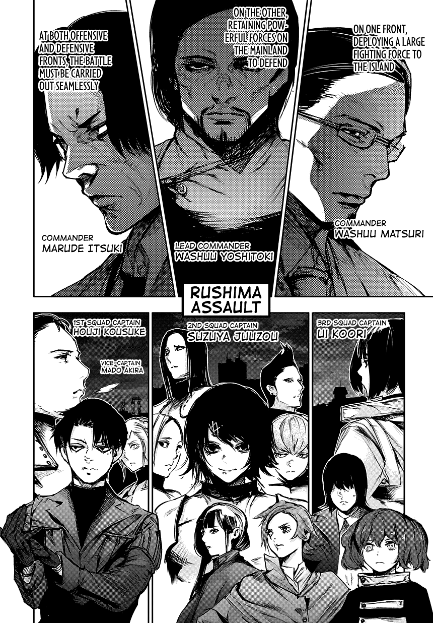 Tokyo Ghoulre Chapter 66  Online Free Manga Read Image 14