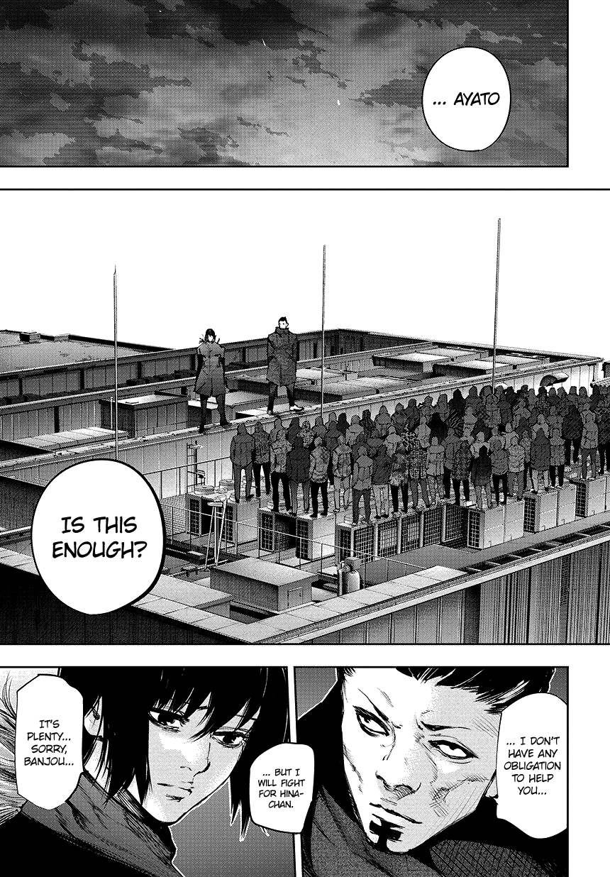 Tokyo Ghoulre Chapter 66  Online Free Manga Read Image 17