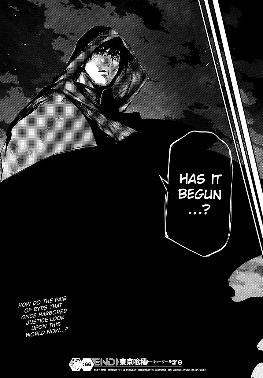 Tokyo Ghoulre Chapter 66  Online Free Manga Read Image 18