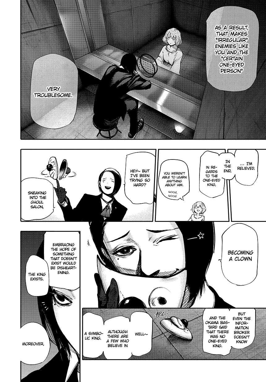 Tokyo Ghoulre Chapter 66  Online Free Manga Read Image 5