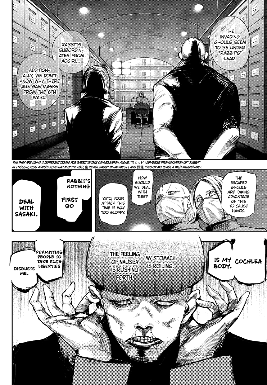 Tokyo Ghoulre Chapter 69  Online Free Manga Read Image 9