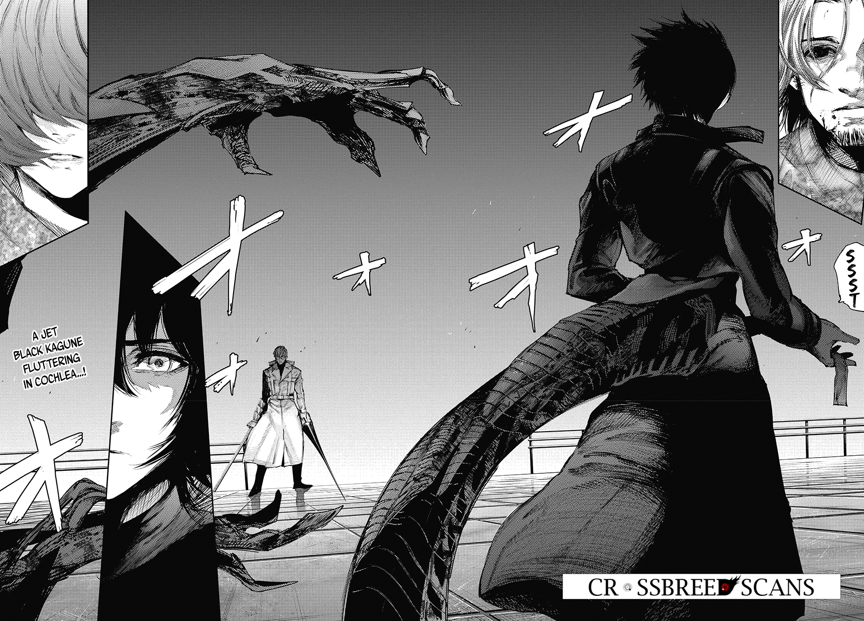 Tokyo Ghoulre Chapter 72  Online Free Manga Read Image 3