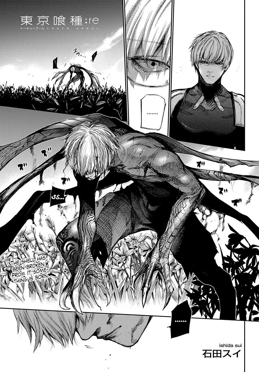 Tokyo Ghoulre Chapter 76  Online Free Manga Read Image 2