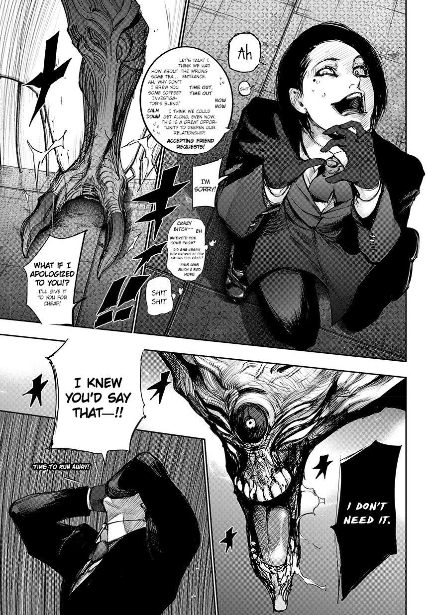 Tokyo Ghoulre Chapter 76  Online Free Manga Read Image 7