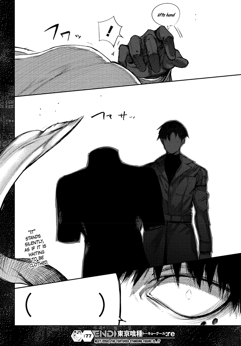 Tokyo Ghoulre Chapter 77  Online Free Manga Read Image 19