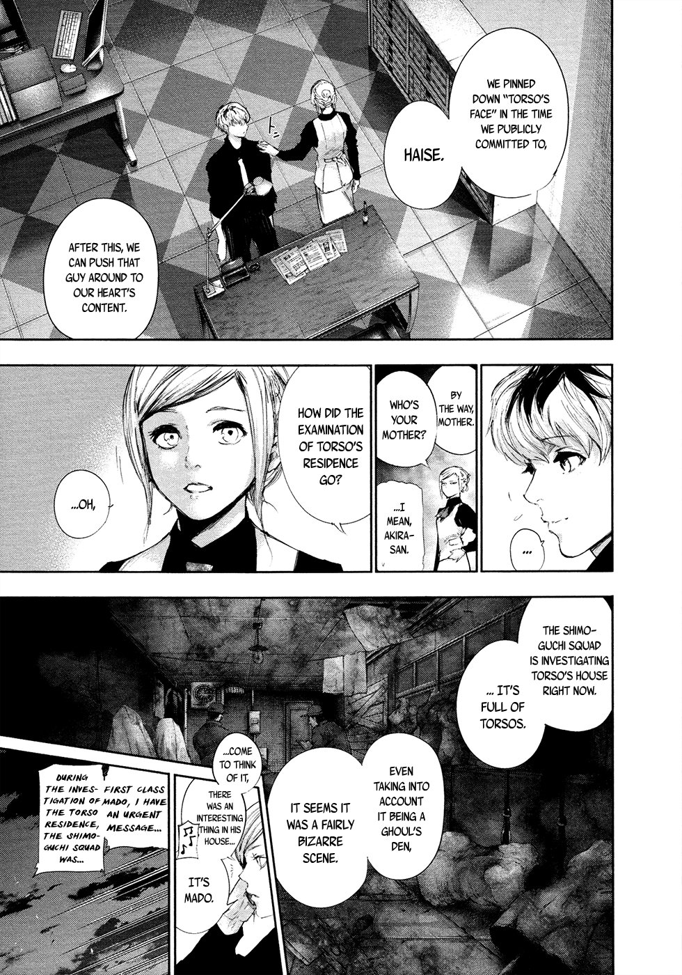 Tokyo Ghoulre Chapter 8  Online Free Manga Read Image 18
