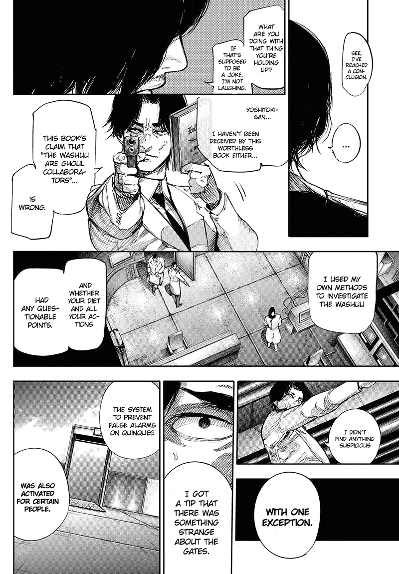 Tokyo Ghoulre Chapter 83  Online Free Manga Read Image 10