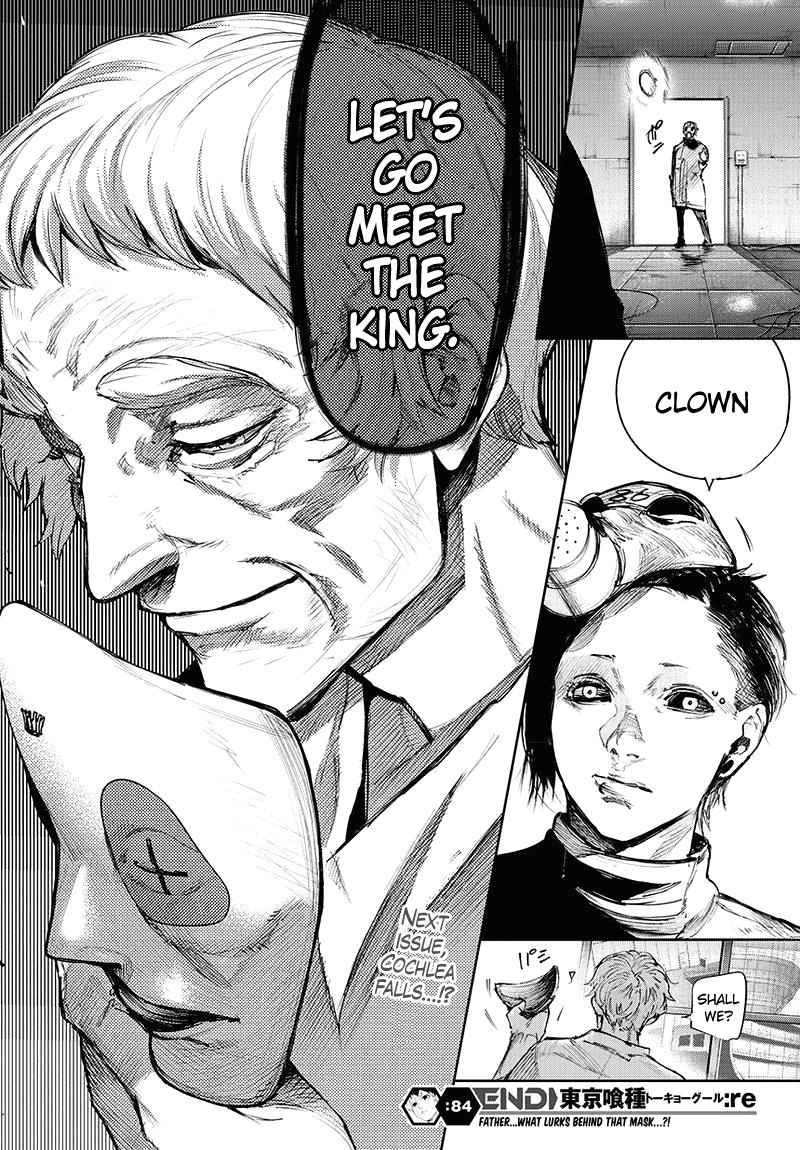 Tokyo Ghoulre Chapter 84  Online Free Manga Read Image 17