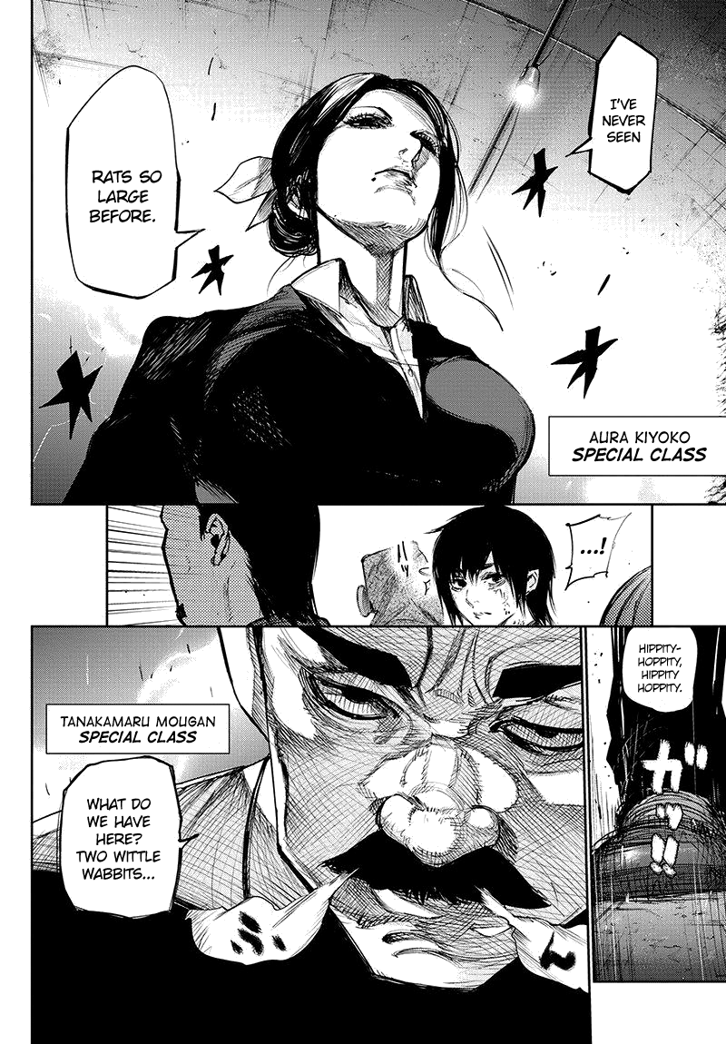Tokyo Ghoulre Chapter 84  Online Free Manga Read Image 4
