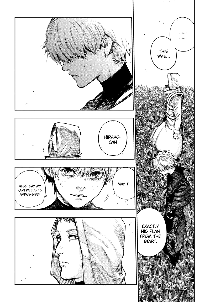 Tokyo Ghoulre Chapter 85  Online Free Manga Read Image 12