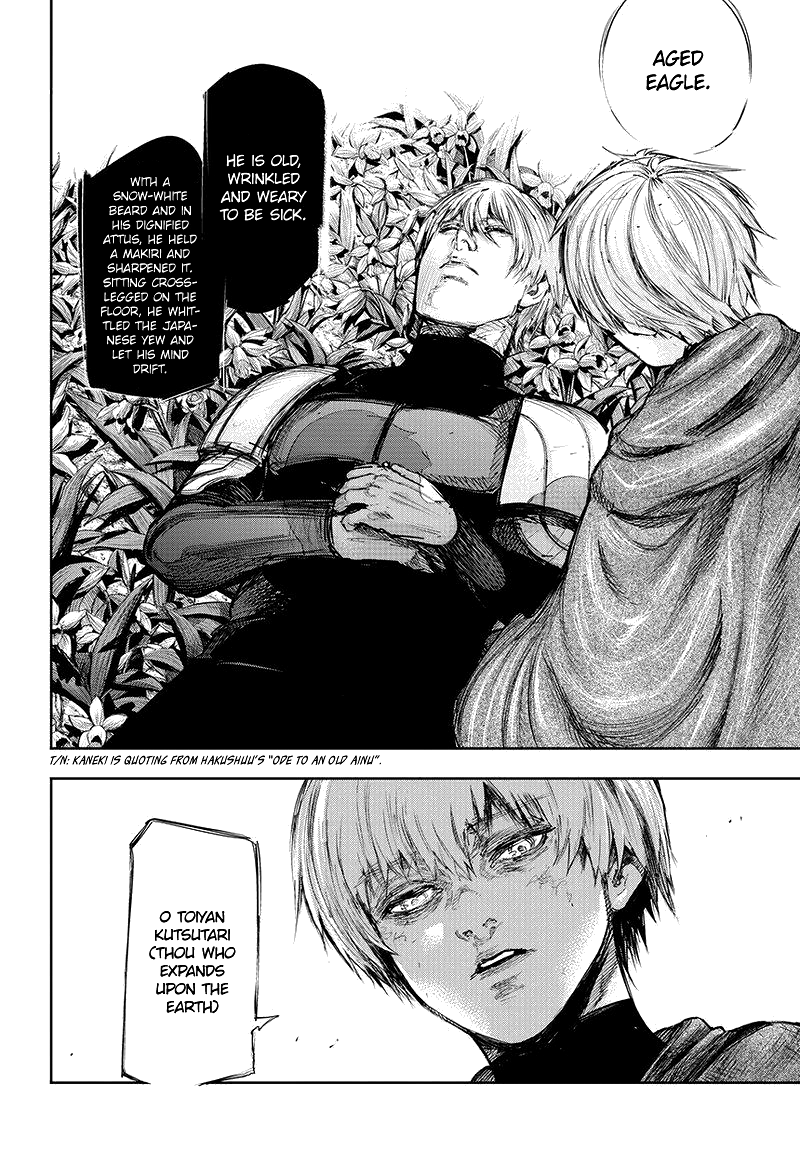 Tokyo Ghoulre Chapter 85  Online Free Manga Read Image 14