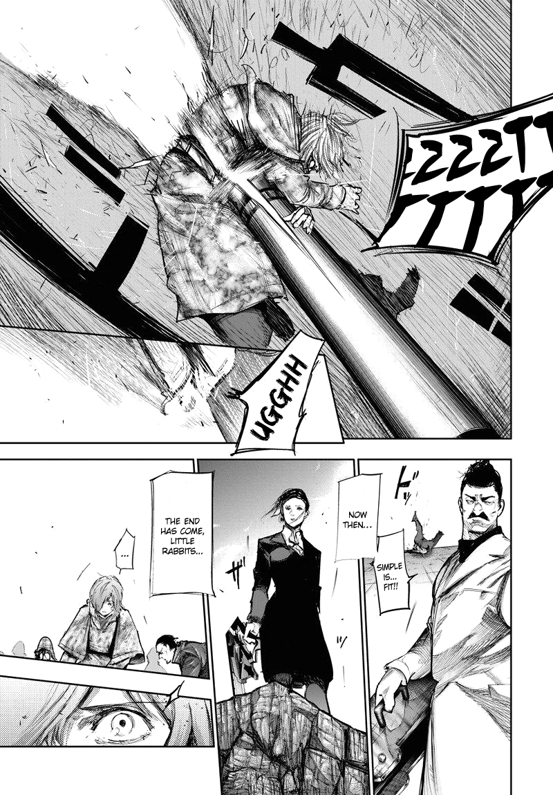 Tokyo Ghoulre Chapter 86  Online Free Manga Read Image 11