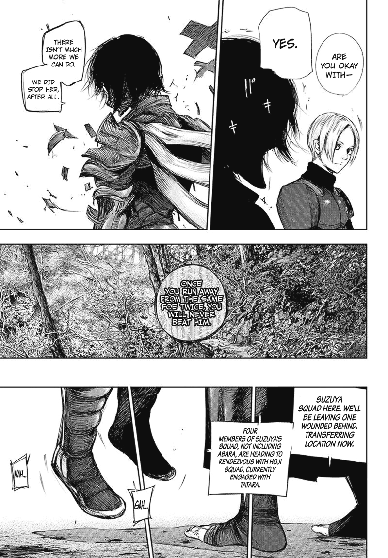 Tokyo Ghoulre Chapter 87  Online Free Manga Read Image 17