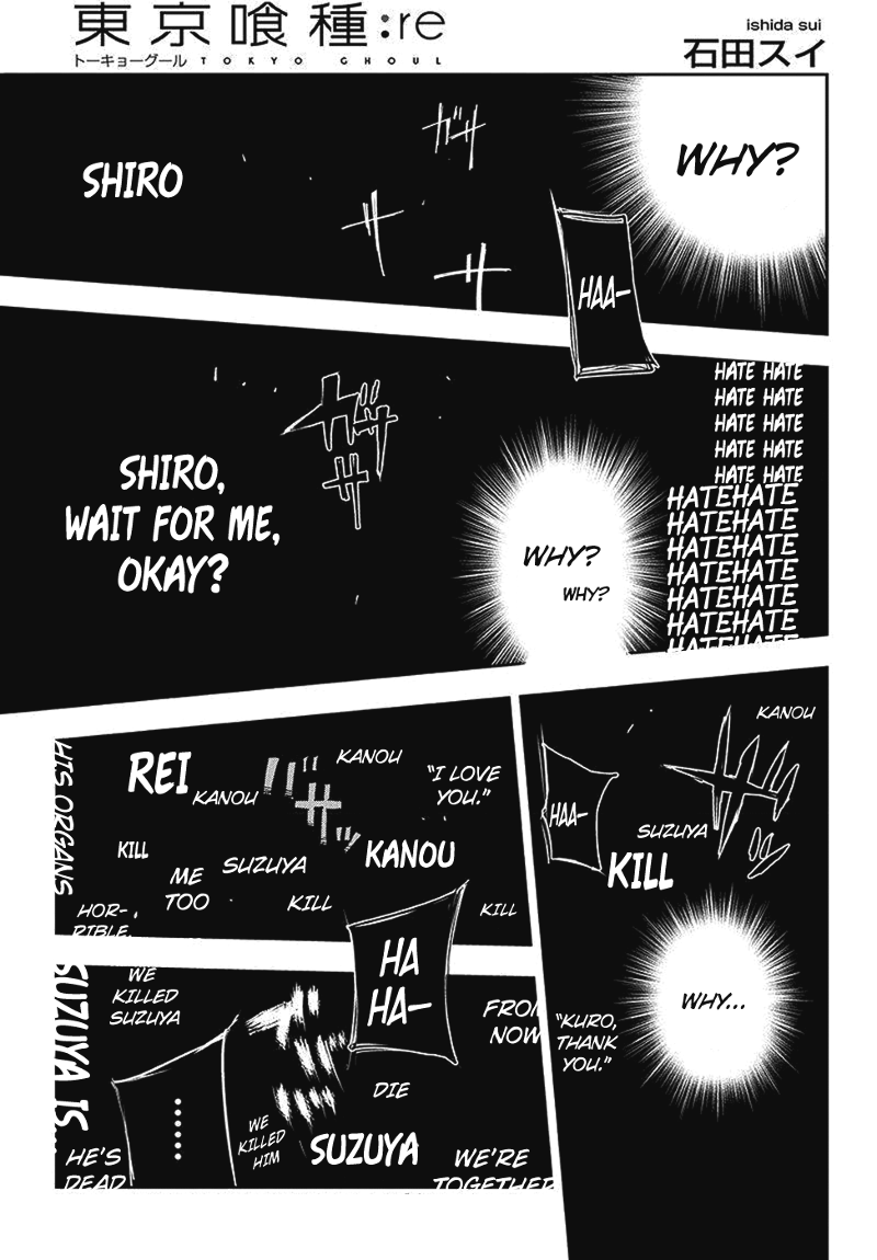 Tokyo Ghoulre Chapter 87  Online Free Manga Read Image 2