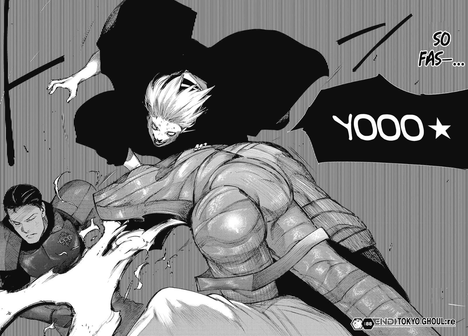 Tokyo Ghoulre Chapter 88  Online Free Manga Read Image 16