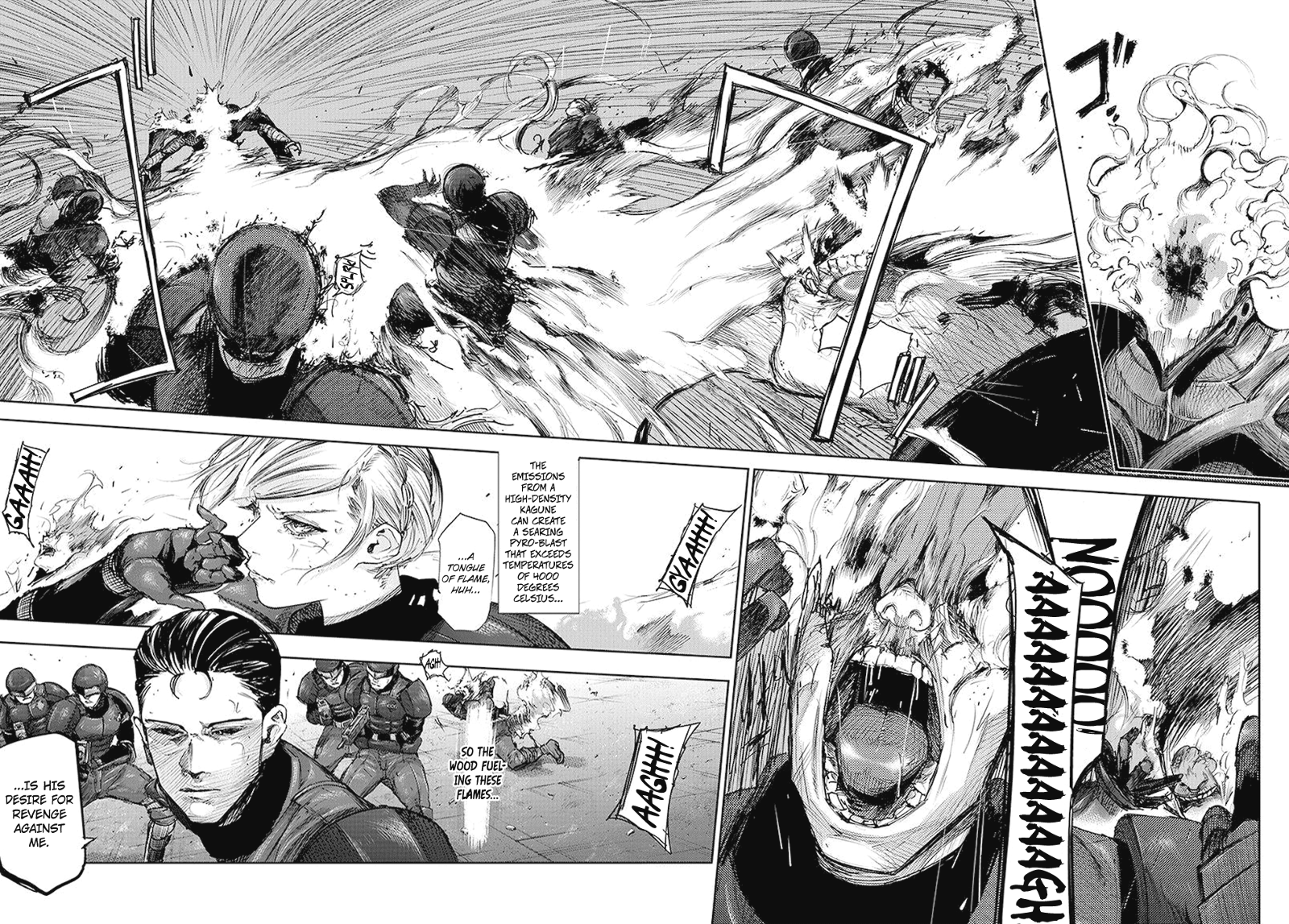 Tokyo Ghoulre Chapter 88  Online Free Manga Read Image 7