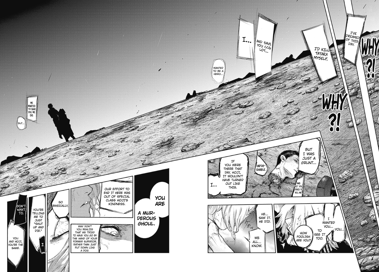 Tokyo Ghoulre Chapter 89  Online Free Manga Read Image 17
