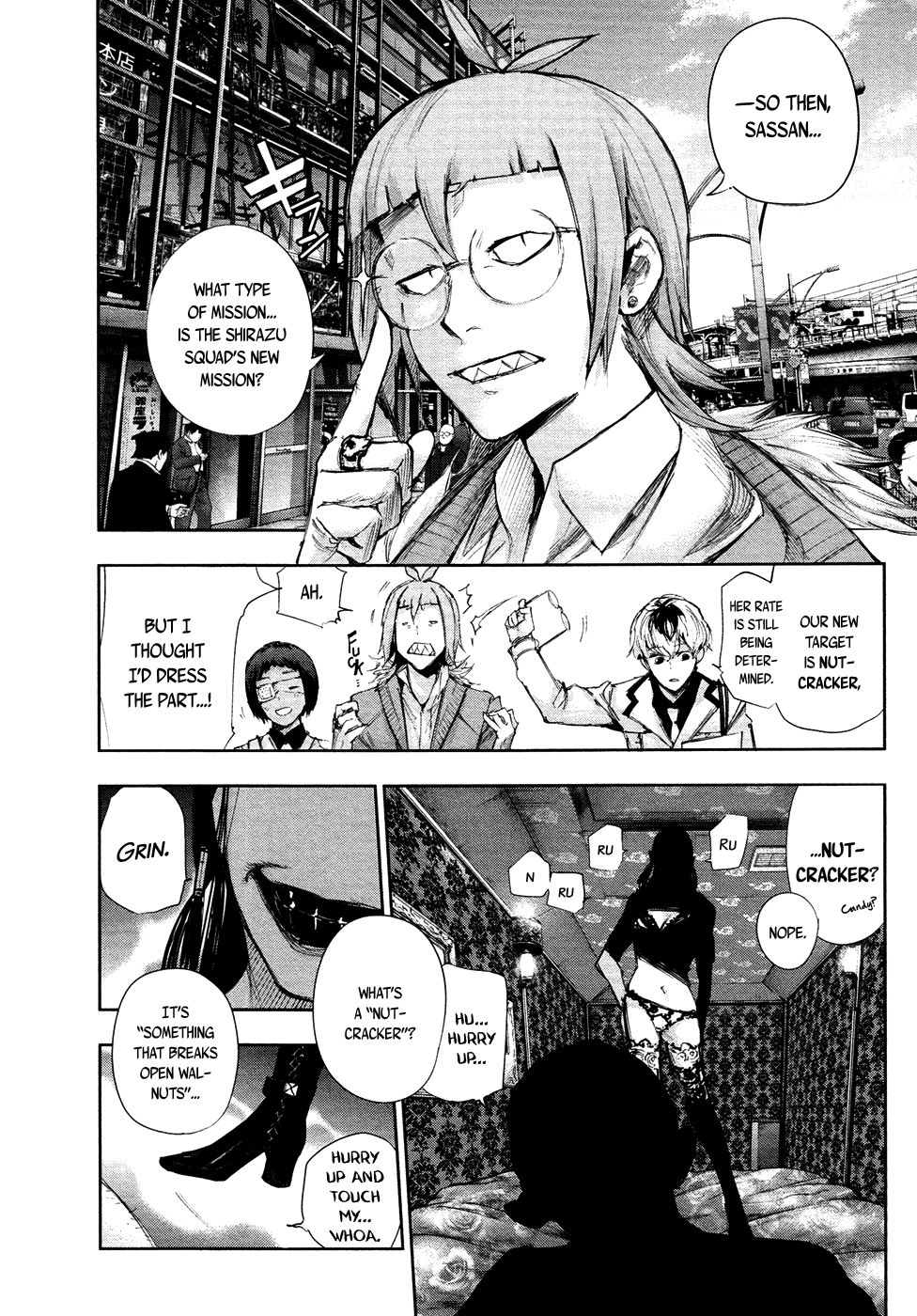 Tokyo Ghoulre Chapter 9  Online Free Manga Read Image 13