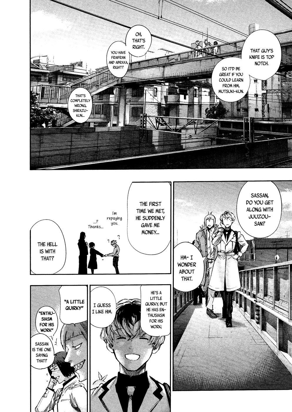 Tokyo Ghoulre Chapter 9  Online Free Manga Read Image 15