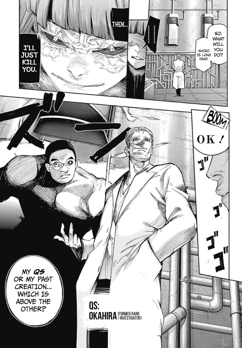 Tokyo Ghoulre Chapter 91  Online Free Manga Read Image 6