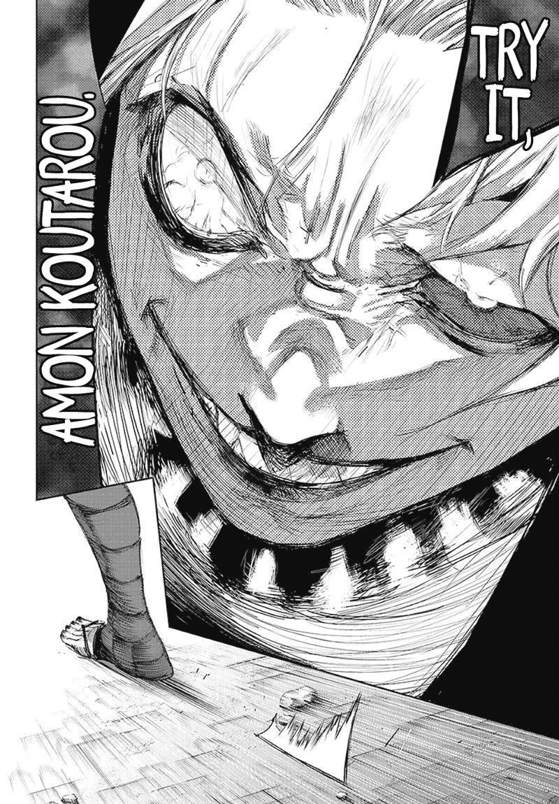 Tokyo Ghoulre Chapter 91  Online Free Manga Read Image 9
