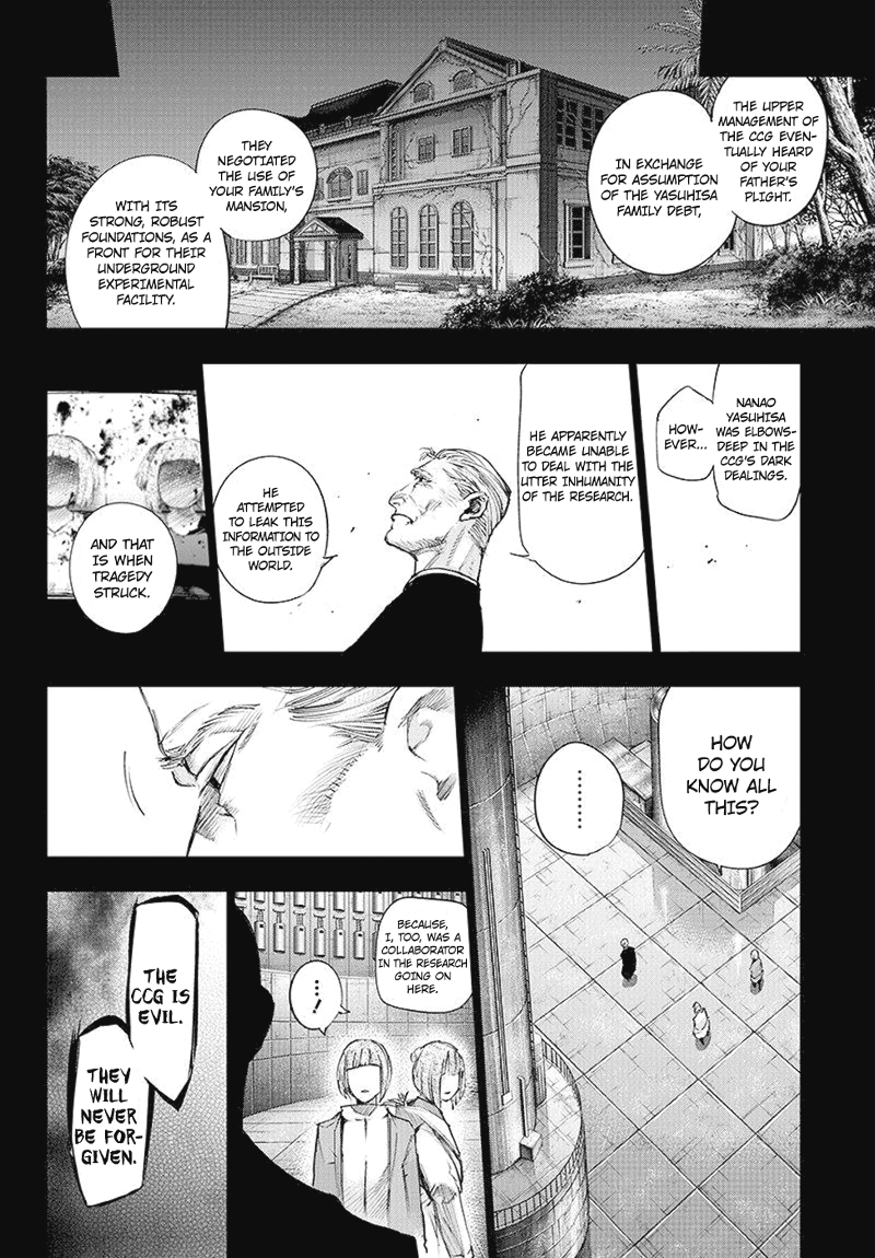 Tokyo Ghoulre Chapter 93  Online Free Manga Read Image 13