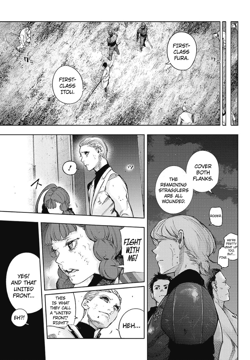 Tokyo Ghoulre Chapter 93  Online Free Manga Read Image 18