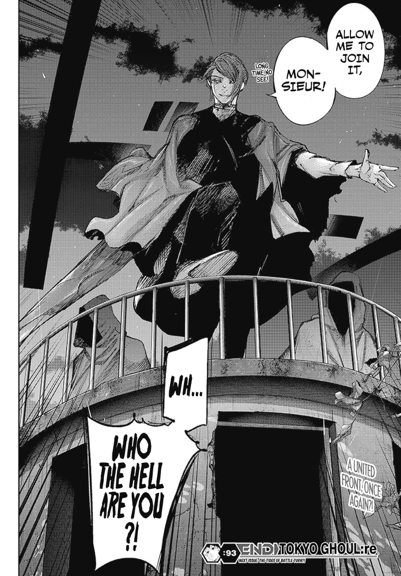 Tokyo Ghoulre Chapter 93  Online Free Manga Read Image 19