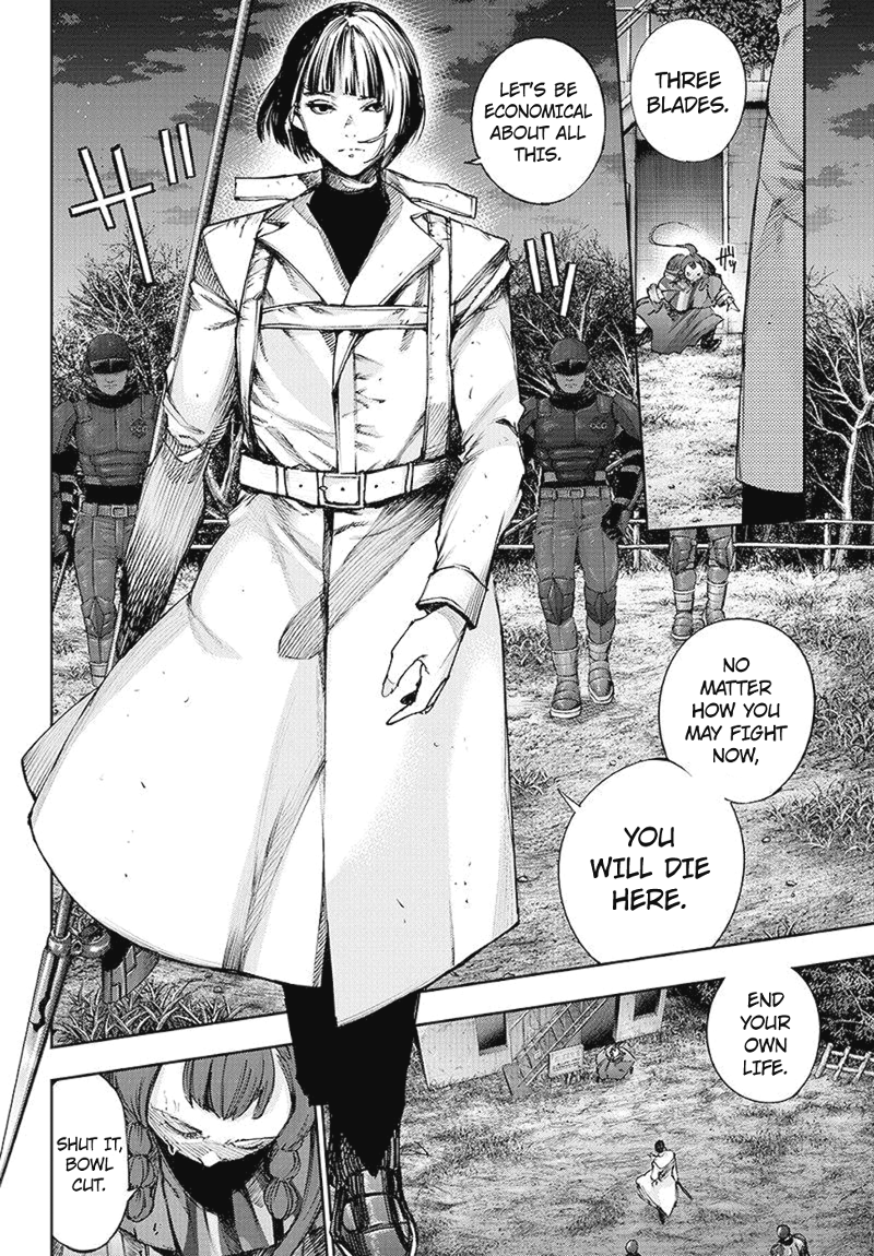 Tokyo Ghoulre Chapter 93  Online Free Manga Read Image 3
