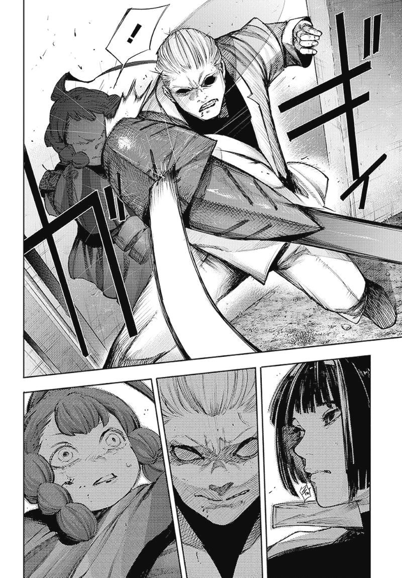 Tokyo Ghoulre Chapter 93  Online Free Manga Read Image 5