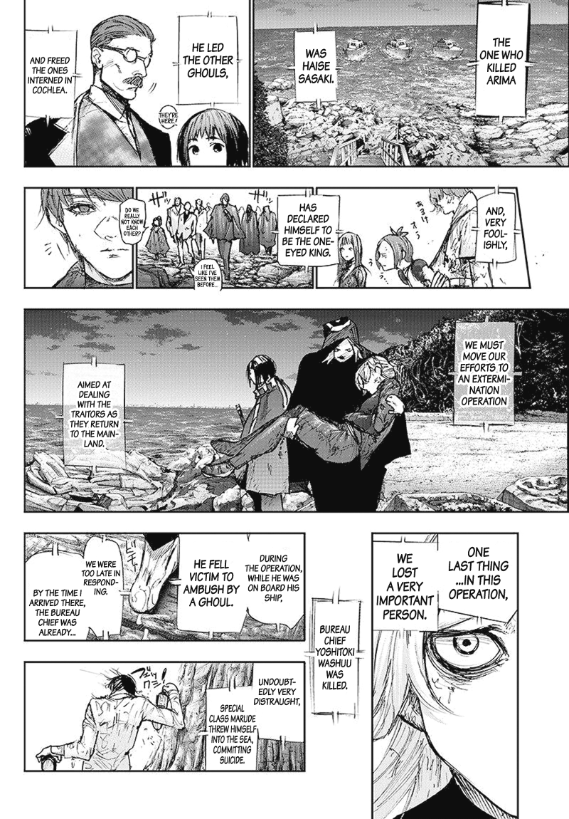 Tokyo Ghoulre Chapter 98  Online Free Manga Read Image 17