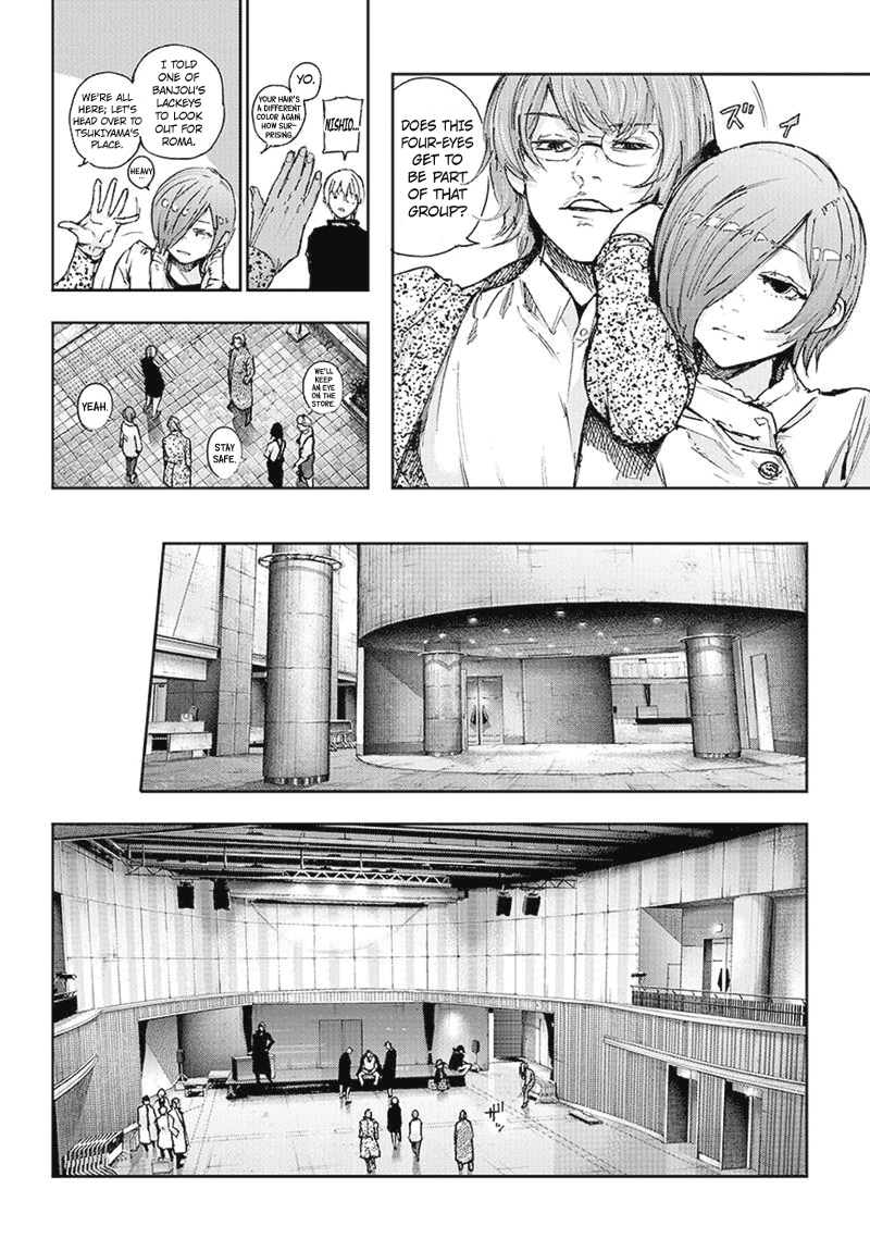 Tokyo Ghoulre Chapter 99  Online Free Manga Read Image 11