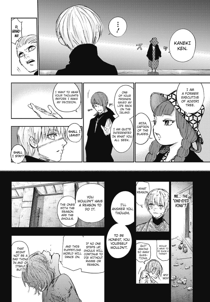 Tokyo Ghoulre Chapter 99  Online Free Manga Read Image 15