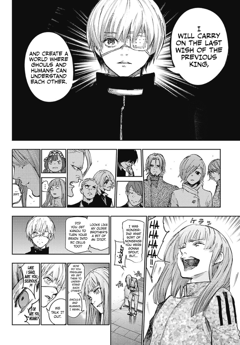 Tokyo Ghoulre Chapter 99  Online Free Manga Read Image 17
