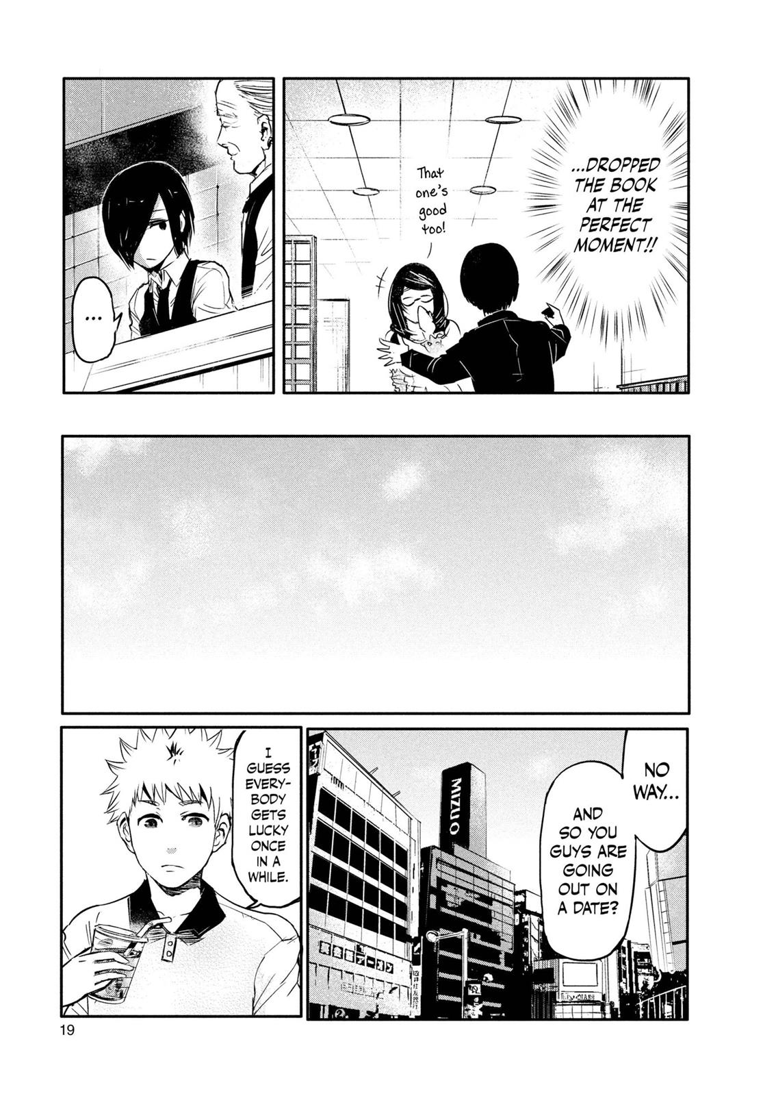 Tokyo Ghoul Chapter 1  Online Free Manga Read Image 19