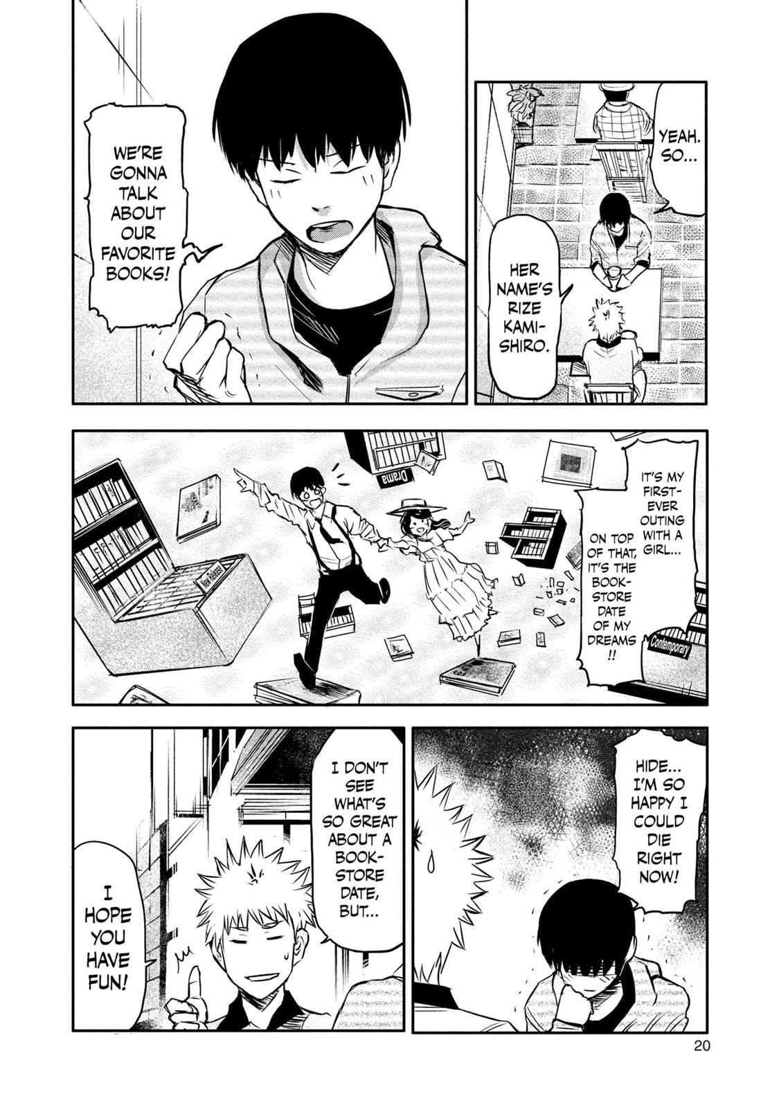 Tokyo Ghoul Chapter 1  Online Free Manga Read Image 20