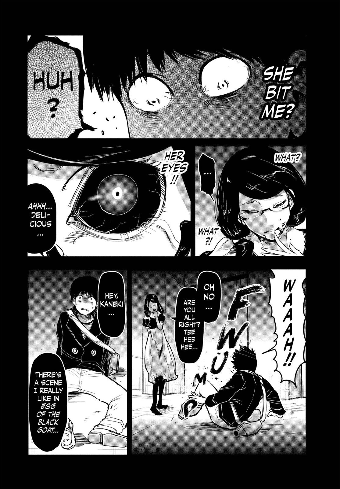 Tokyo Ghoul Chapter 1  Online Free Manga Read Image 31