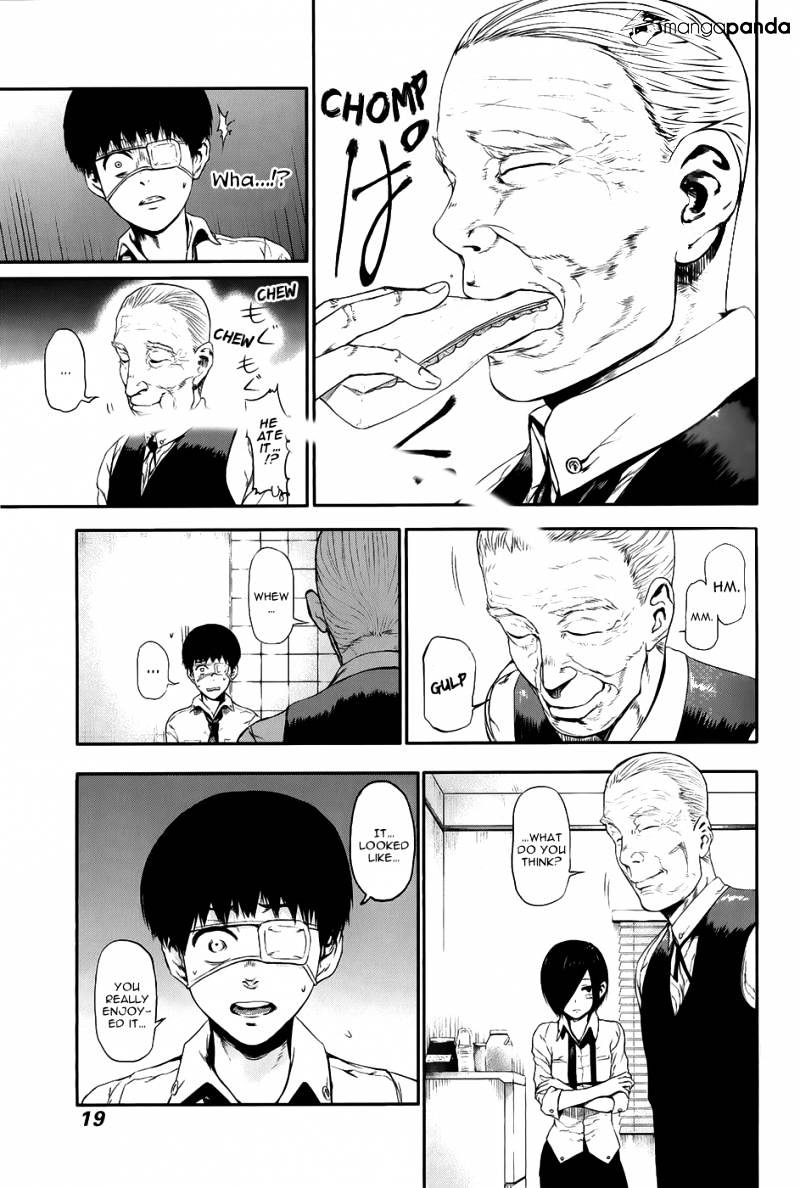 Tokyo Ghoul Chapter 10  Online Free Manga Read Image 17