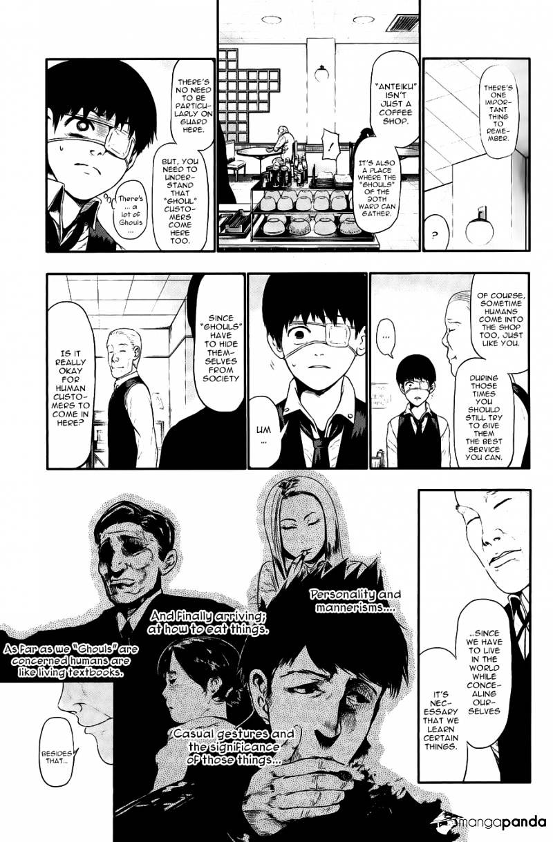 Tokyo Ghoul Chapter 10  Online Free Manga Read Image 7