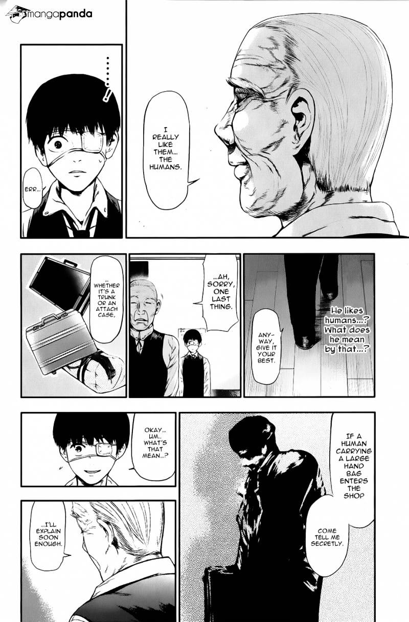 Tokyo Ghoul Chapter 10  Online Free Manga Read Image 8
