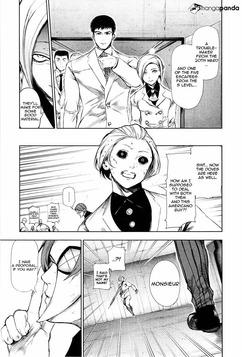 Tokyo Ghoul Chapter 100  Online Free Manga Read Image 12