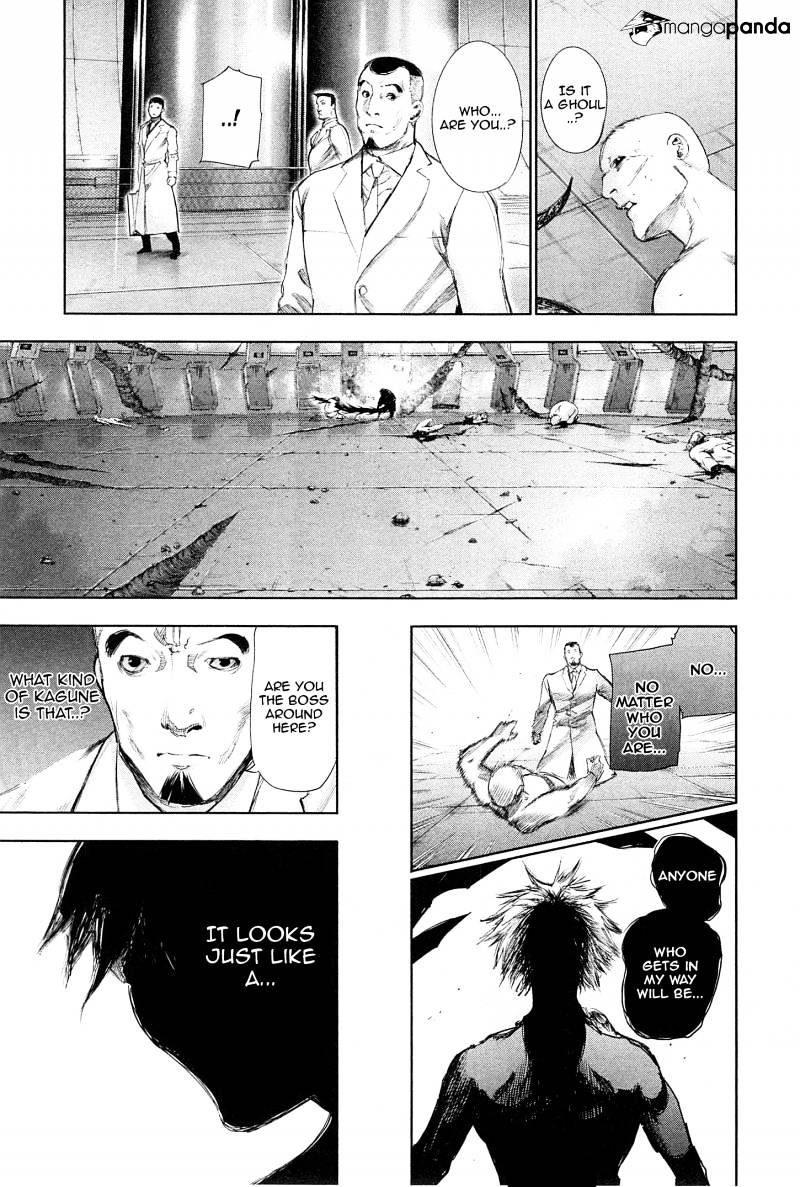 Tokyo Ghoul Chapter 100  Online Free Manga Read Image 16
