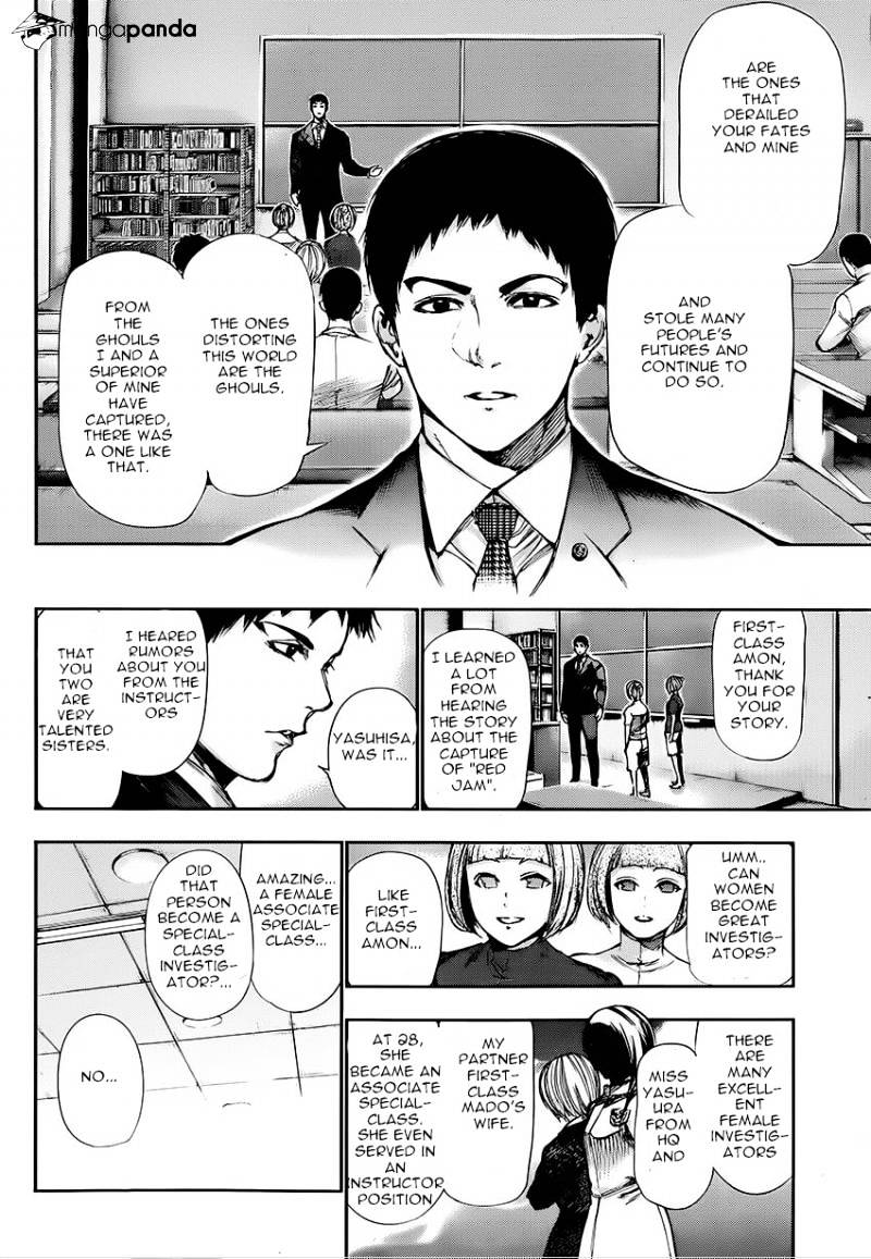 Tokyo Ghoul Chapter 102  Online Free Manga Read Image 10