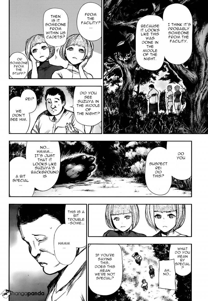 Tokyo Ghoul Chapter 102  Online Free Manga Read Image 8